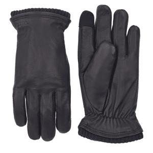 Hestra Navy John Gloves  Navy  23570-280  Colour: NAVY, Size: UK 8  - male - Size: UK 8