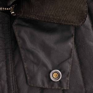Barbour Gold Standard Supa-Convertable Wax Cotton Jacket   Olive   174  - male - Size: S