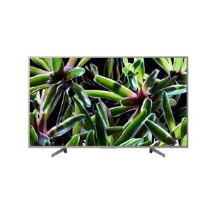 """Sony KD-49XG7073 124.5 cm (49"""") 4K Ultra HD Smart TV Wi-Fi Silver"""