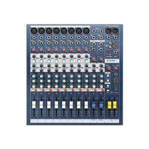 Original Inside Soundcraft EPM8 Multipurpose mixer