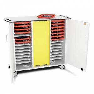 Zioxi Charge only trolley - 30 iPad in Gripcase / large cases - Key Lock