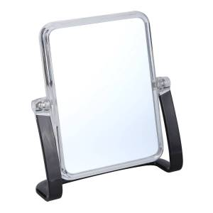 Famego 3x Magnification Black Mirror for Home and Travel