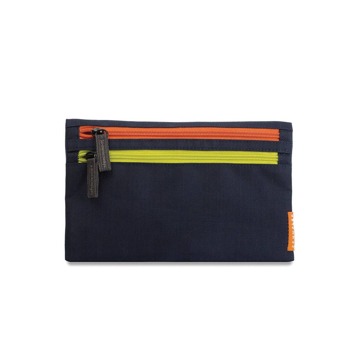 Crumpler Zippie Travel Pouch Travel organizer dk. navy / carrot