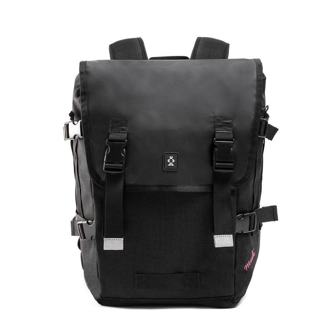 Crumpler Muli L Day Backpack black / black 18 L