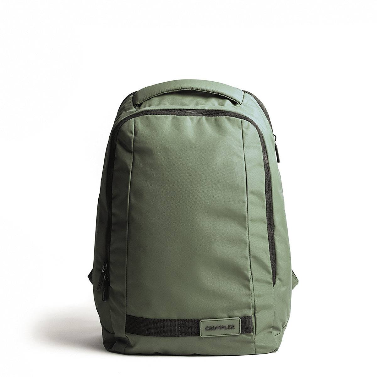 Crumpler Shuttle Delight 15 inch Laptop Backpack tactical green 20.6 l L