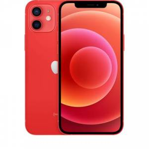 Apple iPhone 12 5G 64GB PRODUCT RED Used for just 62.00/M on Vodafone 25GB Red with Entertainment with a 24 month contract