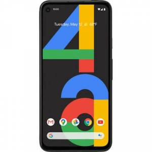 Mobile Phone Google Pixel 4a 128GB Just Black on Vodafone Pay Monthly 2GB + 2 Xtra Benefits for 23 a month for 36 months - (month:36:14.00 GBP)