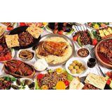 Turkish Kitchen 10 or 20 Meze to Share to Share at Turkish Kitchen