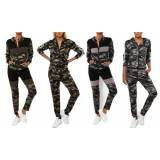 Groupon Goods Global GmbH Two-Piece Camouflage Tracksuit