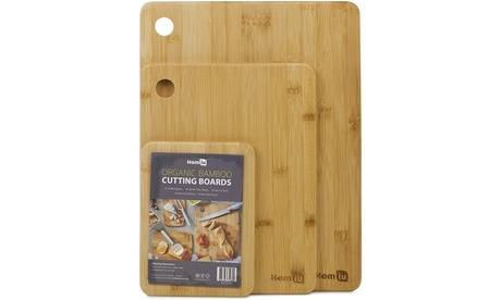 Groupon Goods Global GmbH Three Homiu Chopping Boards