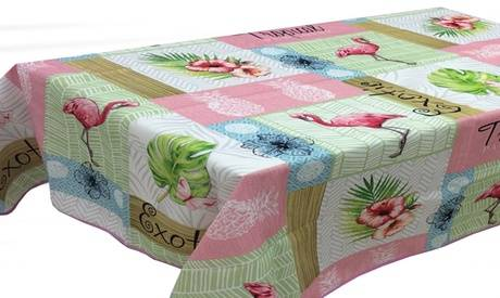 Groupon Goods Global GmbH Mantel Tablecloth in Choice of Design