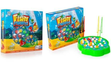 Groupon Goods Global GmbH One or Two Fishy Frenzy Games