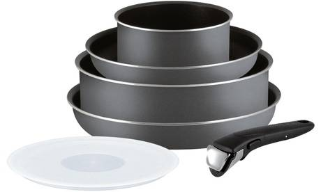 Groupon Goods Global GmbH Tefal Ingenio 6- or 10-Piece Non-Stick Cookware Set