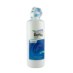 Bausch & Lomb Renu Multi Plus (240ml), Bausch & Lomb, Solution For Use With Soft Contact Lenses, Includes Case