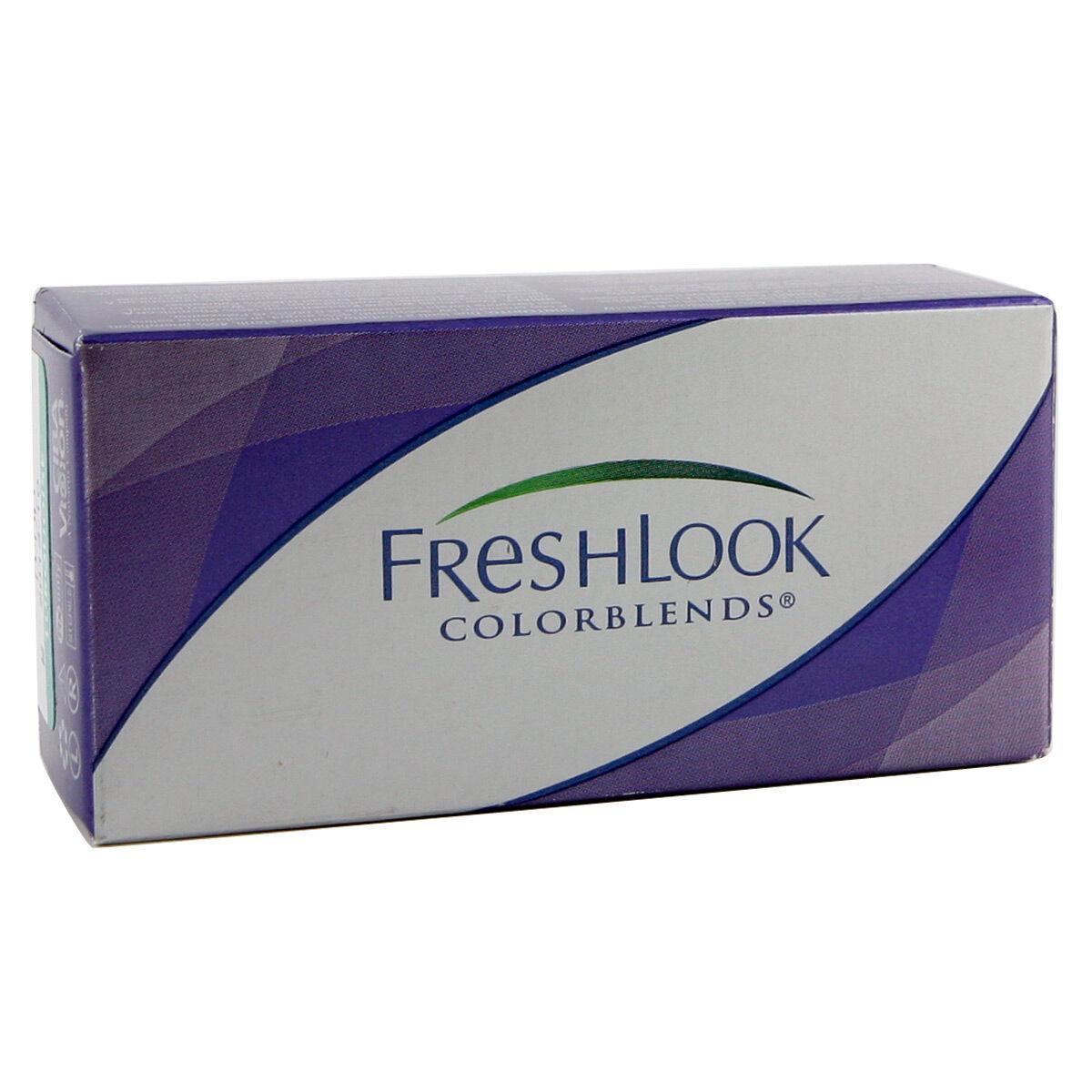 Alcon Freshlook Colorblends (2 Contact Lenses), Amethyst, Ciba Vision/Alcon, Monthly Coloured Lenses, Phemfilcon A
