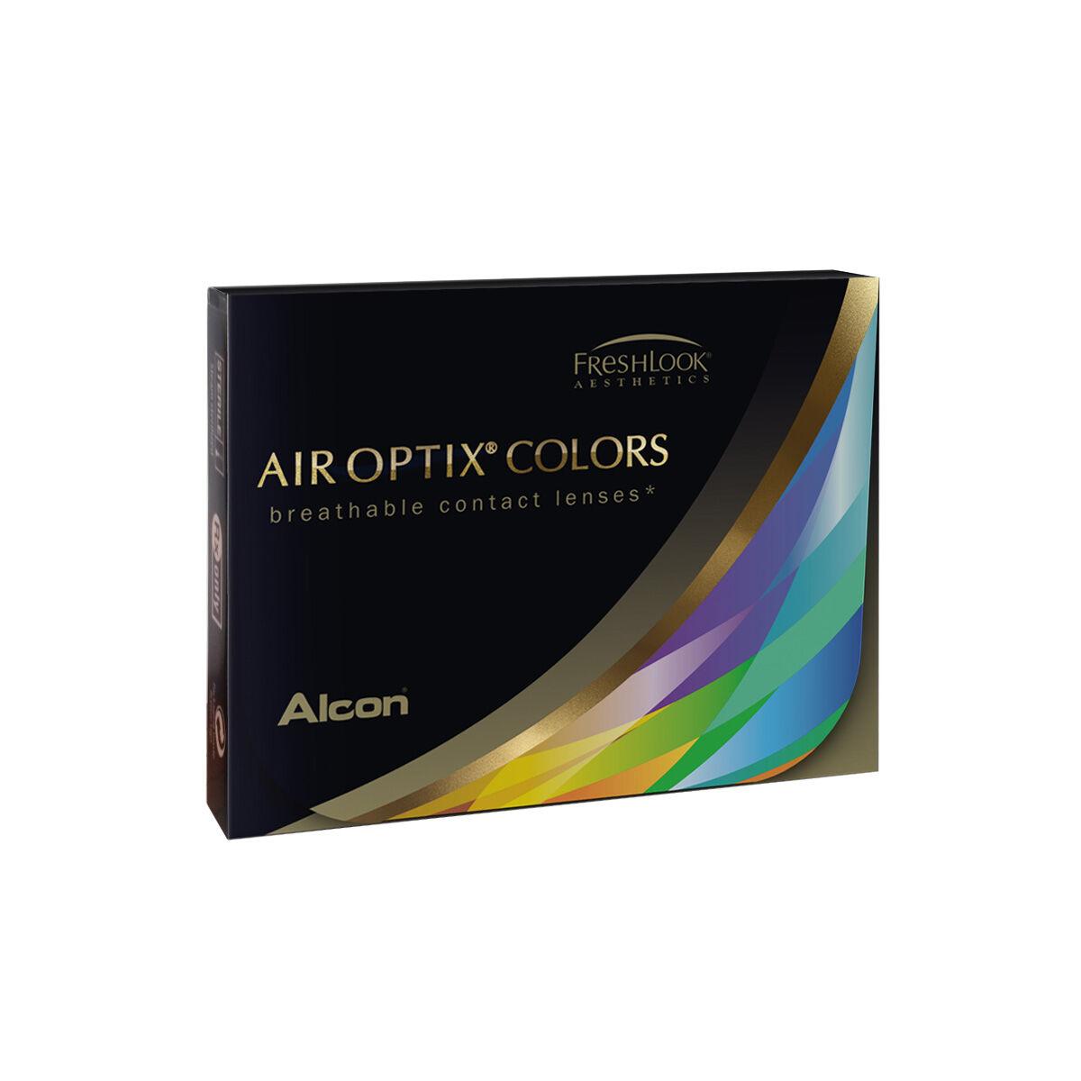 Alcon Air Optix Colors (2 Contact Lenses), Ciba Vision/Alcon, Monthly Coloured Lenses, Lotrafilcon B
