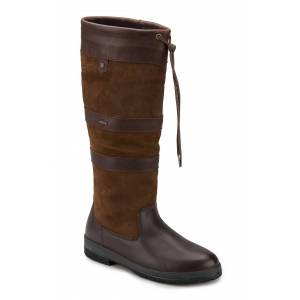Dubarry Galway Long Boot  - Brown - Size: 44