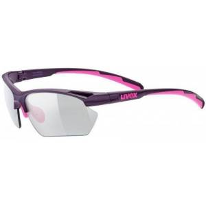 UVEX Sportstyle 802 V Small Purple Pink Mat