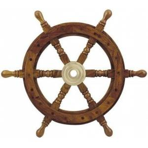 Sea-club Steering Wheel o 45cm