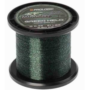 Prologic Mimicry Green Helo Leader 100 m 32 lbs 15.6kg 0.50 mm