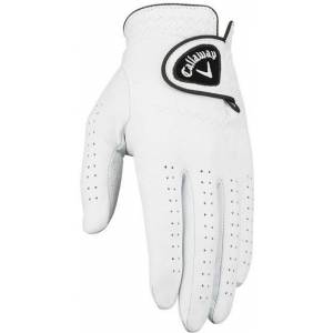 Callaway Dawn Patrol Mens Golf Glove White LH S