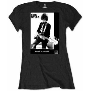 Bob Dylan Tee Blowing in the Wind (Retail Pack) L