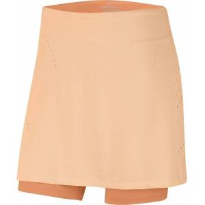 "Nike ""Dri-Fit ACE 15"""" Womens Skort Sunset Haze/Orange Trance/Sunset Haze M"""