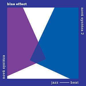 Blue Effect Nová Syntéza / Komplet (2 LP)  - Black