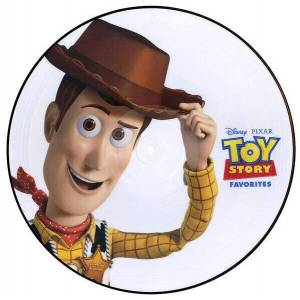 Disney Toy Story Favorites OST (LP) Limited Edition  - Photographic printing