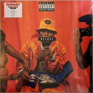 DaBaby Blame It On Baby (2 LP)  - Black