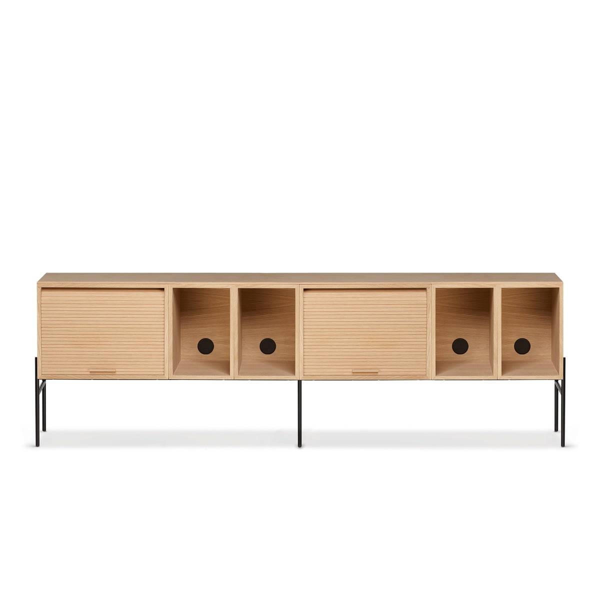 Northern - Hifive 200 sideboard, oak