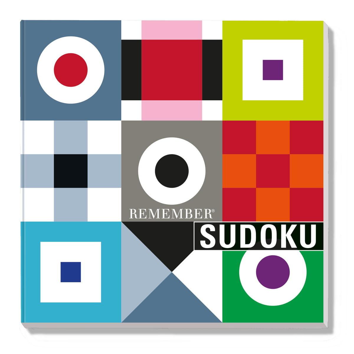 Remember - Sudoku Game, multi-coloured
