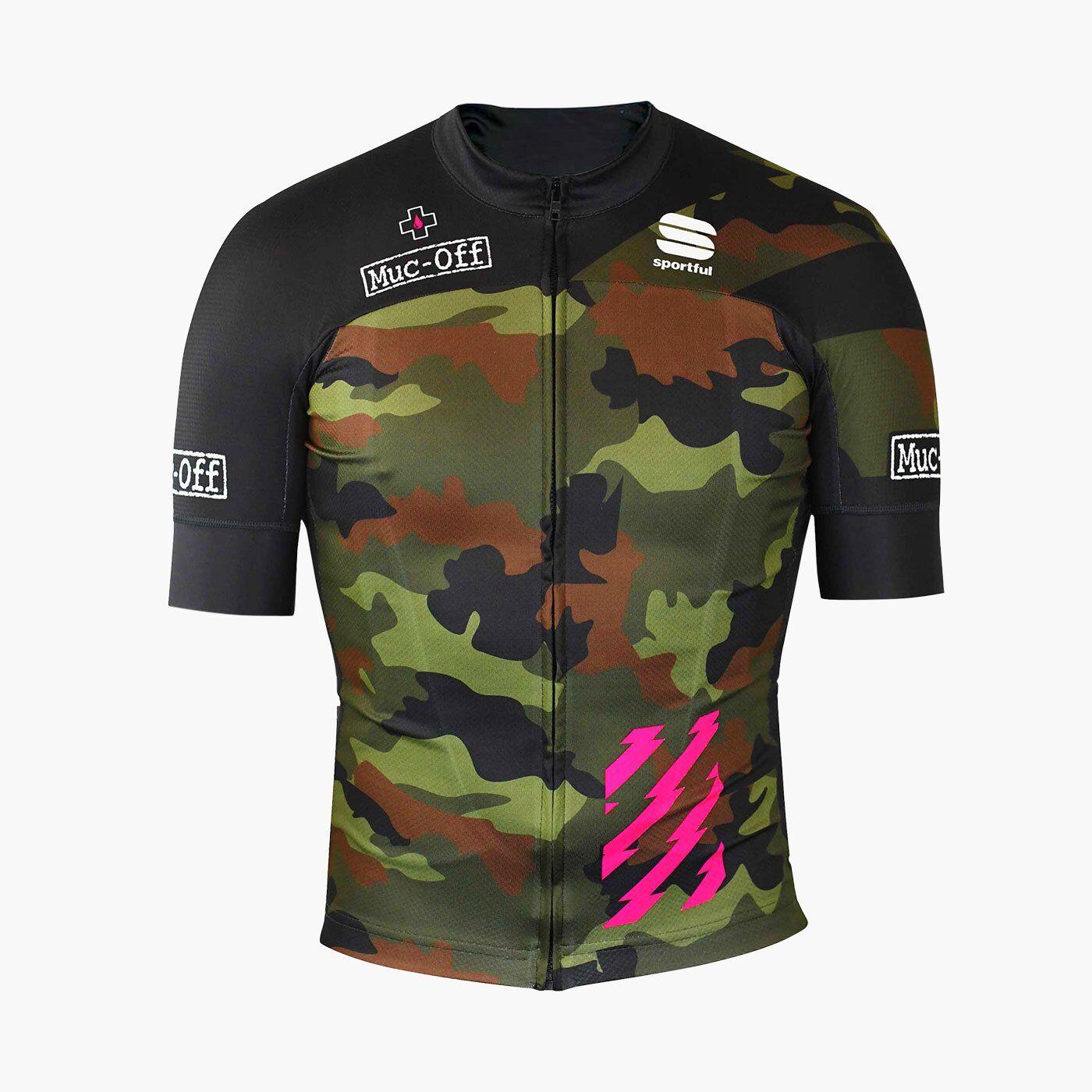 Muc-Off Sportful Bodyfit Pro 2.0 Team Jersey S