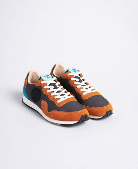 Superdry Retro Runner Trainers in Multiple Colours (Size: 8)