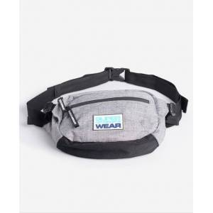 Superdry Sport Bumbag in Grey (Size: 1SIZE)
