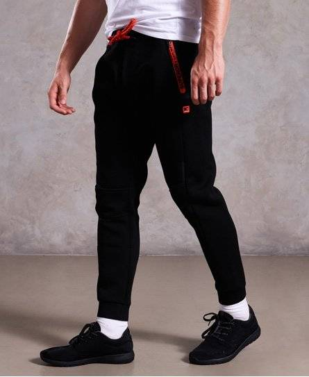 Superdry Gym Tech Stretch Joggers in Black (Size: XL)