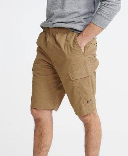 Superdry Worldwide Cargo Shorts in TAN (Size: 4XL)