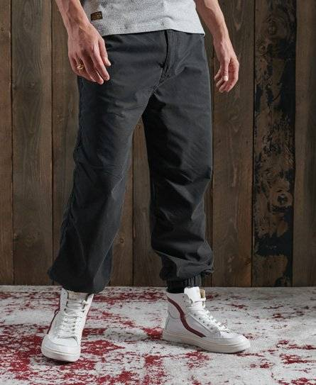 Superdry Utility Parachute Grip Pants in Black (Size: 32/32)