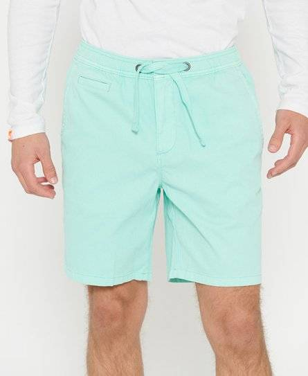 Superdry Sunscorched Shorts in Turquoise (Size: 34)