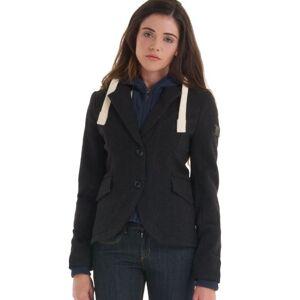 Superdry Hunting Hood Jacket in Dark Grey (Size: XL)