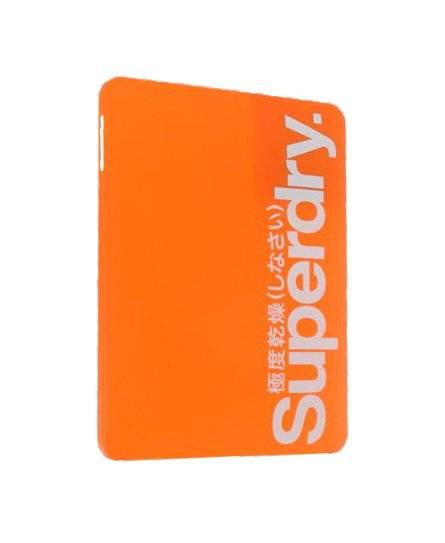 Superdry iPad Shell in Orange (Size: 1SIZE)