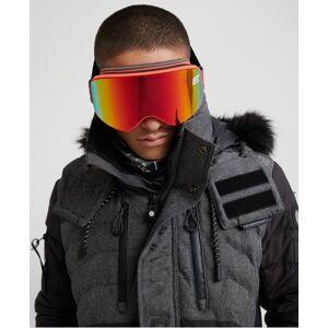 Superdry Sport Men's Blizzard Snow Goggles in Orange (Size: 1SIZE)