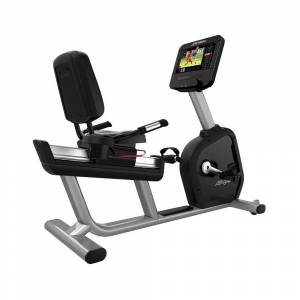 Life Fitness Integrity Series Recumbent Bike with SE3 HD LCD Console F