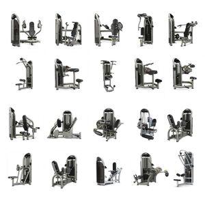 Matrix Fitness G3 Selectorised 20 Piece Strength Set - Commercial Gym