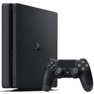 Sony Refurbished:Sony PS4 Very Good - Jet Black - 1 Tb