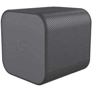 KitSound Boom Cube Portable Speaker Brand New - Black - Bluetooth