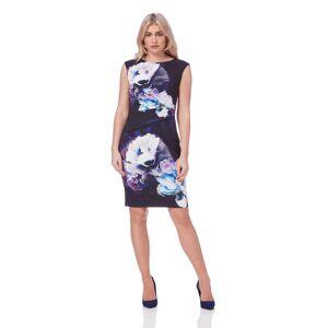 Roman Originals Floral Print Jersey Dress
