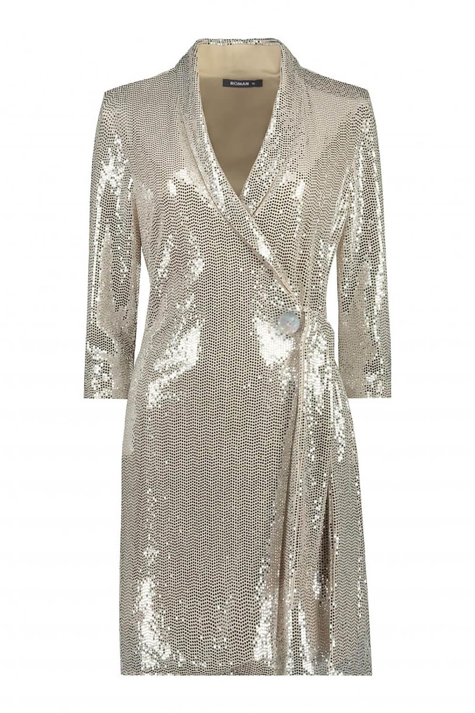 Roman Originals Sequin Party Dress