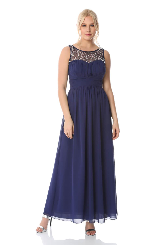 Roman Originals Bead Embellished Maxi Dress