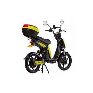 Eskuta SX250 EAPC Electric Bike in Matt Acid Yellow